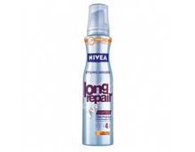Spuma de par Nivea Long Repair