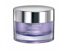Crema de noapte Bruno Vassari Cell Active Lineless Night Cream