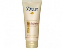 Gel de dus exfoliant Dove