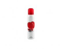 Deodorant spray BU Heartbeat