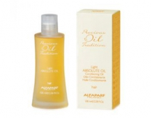 Ulei Precious Oil Tradition Light Absolute ALFAPARF Milano pentru par fin