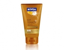 Autobronzant Nivea Sun Touch Face and Body