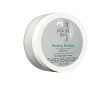 Exfoliant pentru corp cu minerale Avon Planet Spa Perfectly Purifying