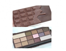 Paleta de farduri Makeup Revolution I Love Makeup I Heart Chocolate