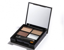 Set pentru sprancene Makeup Revolution Focus&Fix Brow Kit