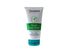 Masca de fata Himalaya Herbals for oily and pimple prone skin