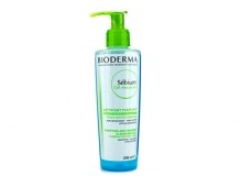 Gel demachiant Bioderma Sebium