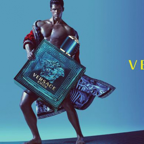 Set cadou Versace Eros Eau de Toilette 30ml + 50ml Shower Gel