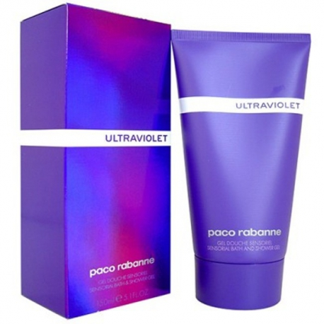 GEL DE DUS PACO RABANNE ULTRAVIOLET 150ML