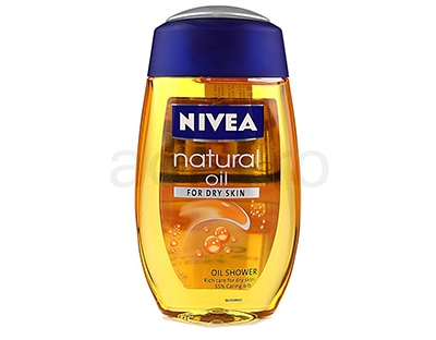 Ulei de dus Nivea Natural Oil