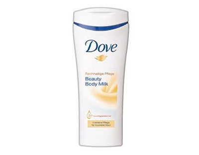 Lapte de corp Dove  Beauty Body Milk