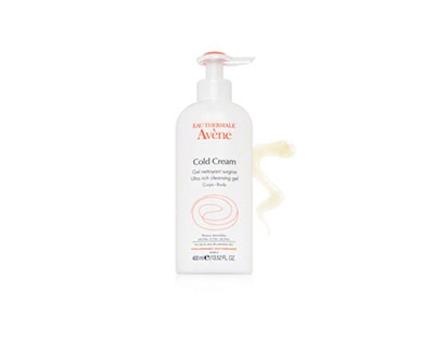 Gel de dus Avene Cold Cream
