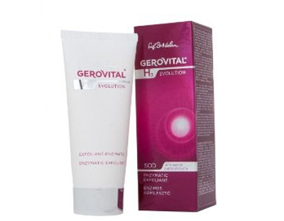 Exfoliant enzimatic Gerovital H3 Evolution