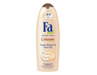 Crema de dus Fa Cream Oil – Cacao Butter & Coco Oil
