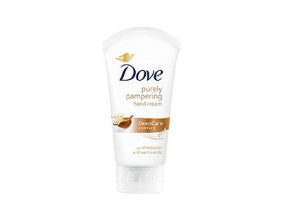 Crema de maini Dove Purely Pampering Shea Butter and Warm Vanilla