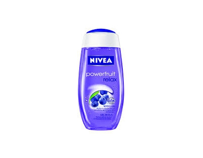 Gel de dus Nivea Powerfruit Relax