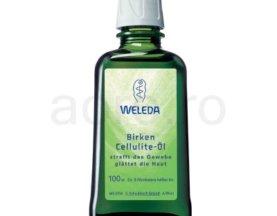 Ulei anti celulita Weleda Body Care
