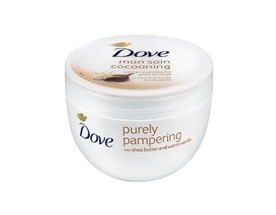 Crema de corp Dove Purely Pampering Shea Butter