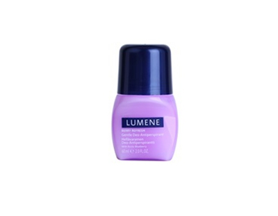 Antiperspirant deodorant Lumene Berry Refresh