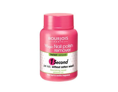 Dizolvant Bourjois 1 Seconde Magic Nail Polish Remover