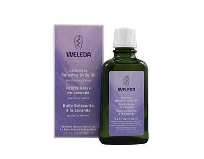 Ulei de corp Weleda Body Care