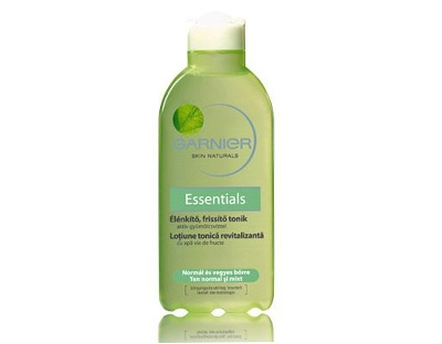 Lotiune tonica Garnier Essentials pentru ten normal si mixt
