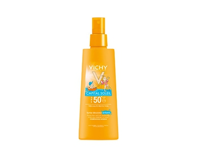 Spray de protectie solara Vichy Capital Soleil Kids spf 50