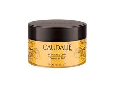Exfoliant corp Caudalie Divine Collection