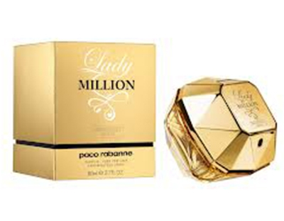 Apa de parfum Lady Million Paco Rabanne