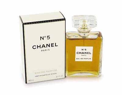 Apa de parfum Chanel No 5