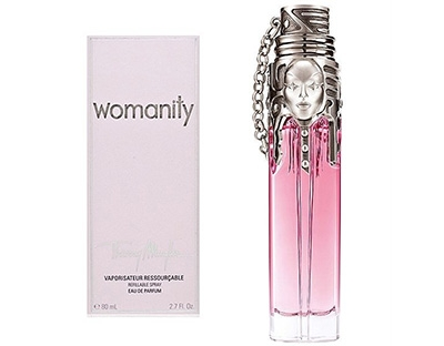 Apa de parfum Womanity by Thierry Mugler