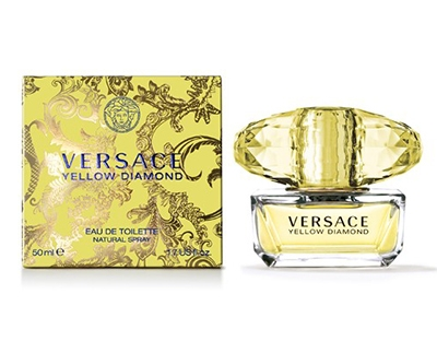 Apa de toaleta Yellow Diamond by Versace