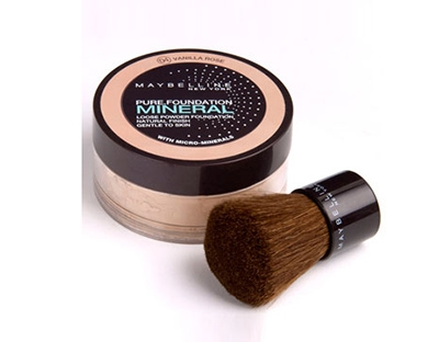 Pudra minerala Maybelline Mineral Power