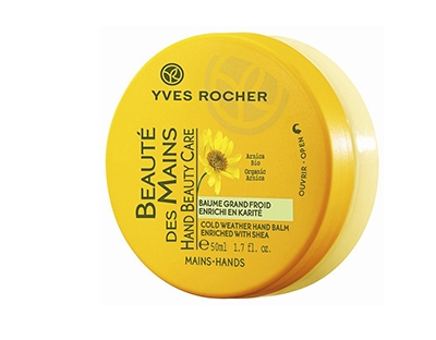 Crema de maini Yves Rocher Beauté des mains Hand Beauty Care