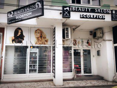 Beauty Salon Scorpion