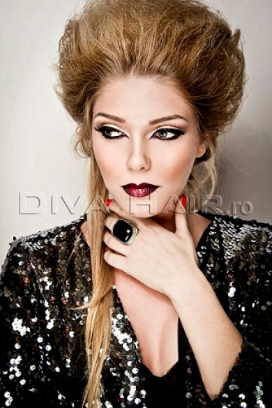 Daniela Frincu - Make-up Artist