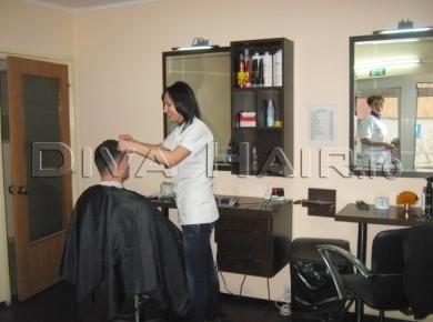 Saloane din romania coafor frizerie cosmetica for A salon named desire