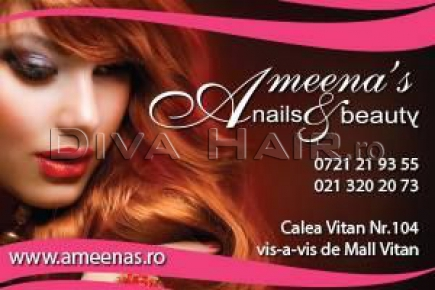 Ameena`s Nails & Beauty