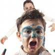 Copii contra parinti: 10 imagini care te vor convinge ca se poate si mai rau